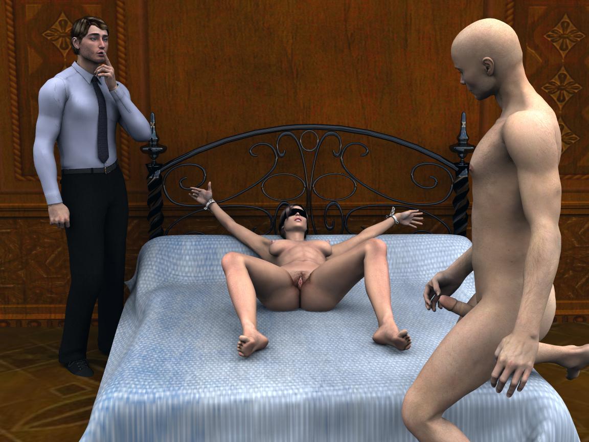 3d animation sex robots - 3 9