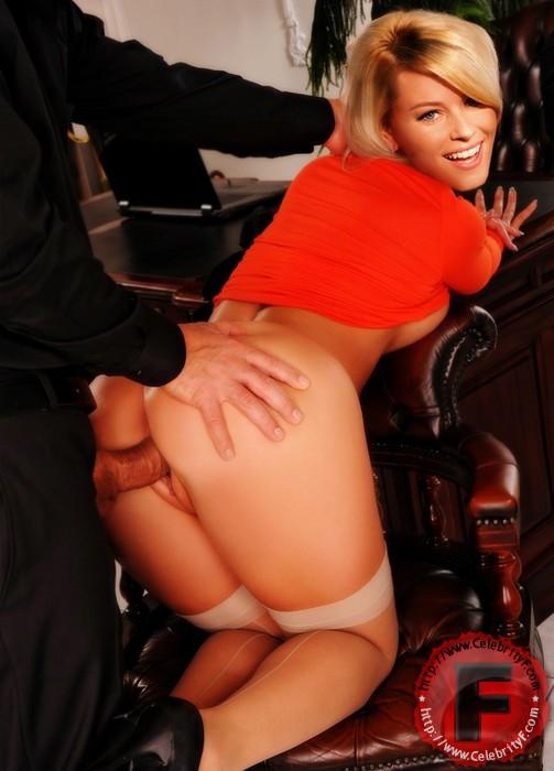 porn anal Elizabeth banks