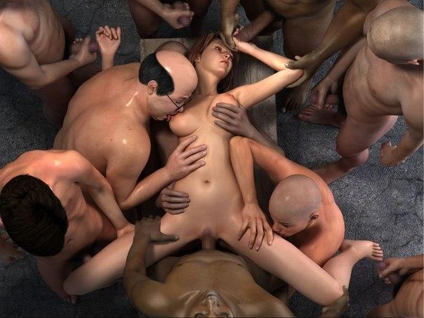 Жесткие секс игры
